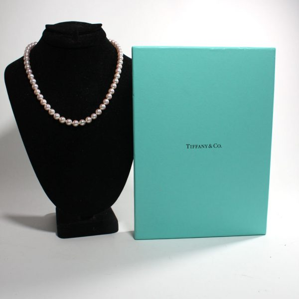 Tiffany & Co Pearl Necklace