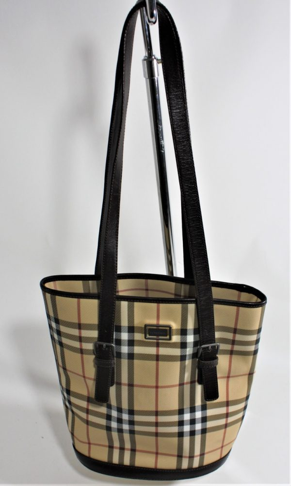 Burberry Large Bucket Bag