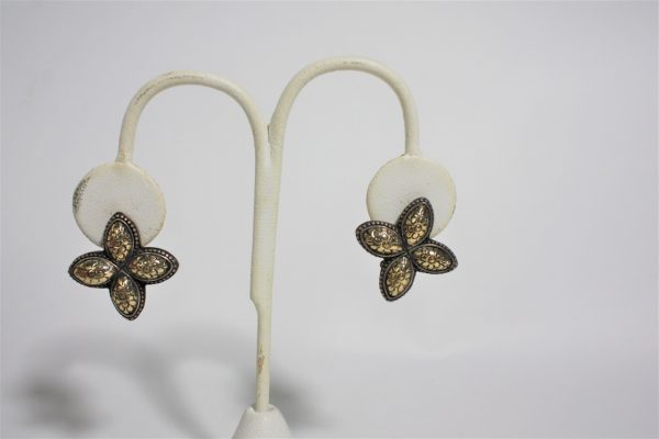 John Hardy Kawung Collection Earrings