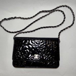 CHANEL Camellia WOC Handbag